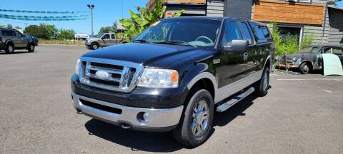 2008 Ford F-150 for sale at Persian Motors in Cornelius OR