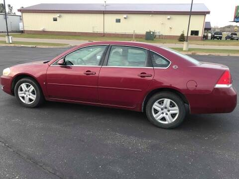 2006 Chevrolet Impala for sale at Cannon Falls Auto Sales in Cannon Falls MN