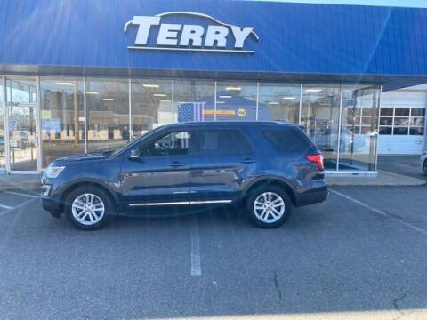 2017 Ford Explorer for sale at Terry of South Boston in South Boston VA