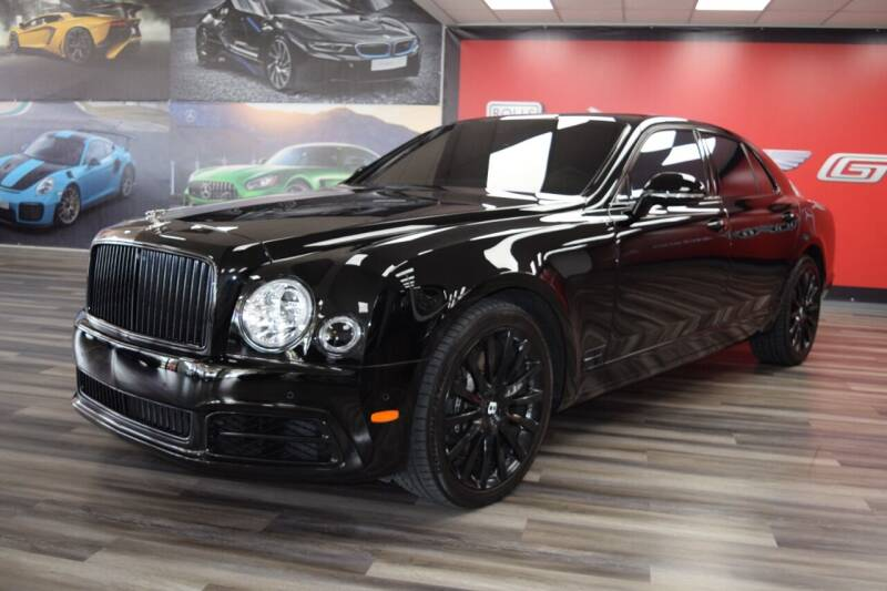 2017 Bentley Mulsanne for sale at Icon Exotics in Houston TX