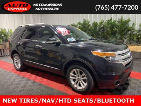 2014 Ford Explorer for sale at Auto Express in Lafayette IN