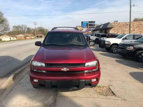 2003 Chevrolet TrailBlazer for sale at E Motors LLC in Anderson SC