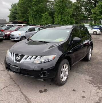 2009 Nissan Murano for sale at Perez Auto Group LLC -Little Motors in Albany NY