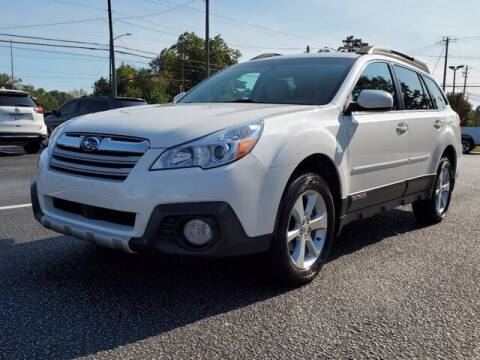 2014 Subaru Outback for sale at Gentry & Ware Motor Co. in Opelika AL