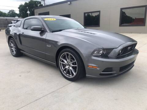 2014 Ford Mustang for sale at Tigerland Motors in Sedalia MO