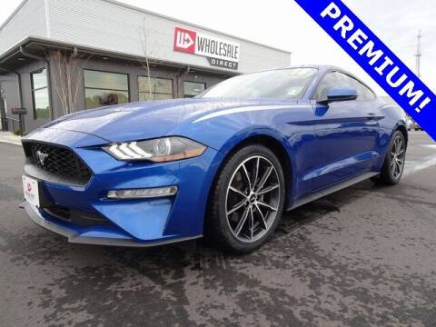 2018 Ford Mustang for sale at Wholesale Direct in Wilmington NC