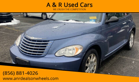 2007 Chrysler PT Cruiser for sale at A & R Used Cars in Clayton NJ