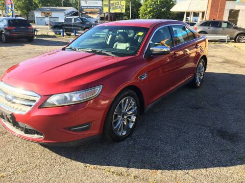 2010 Ford Taurus for sale at Payless Auto Sales LLC in Cleveland OH