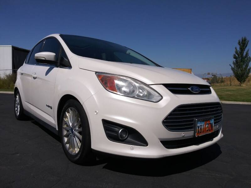 2013 Ford C-MAX Hybrid for sale at AUTOMOTIVE SOLUTIONS in Salt Lake City UT