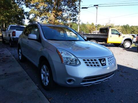 2008 Nissan Rogue for sale at Bethlehem Auto Sales LLC in Hickory NC