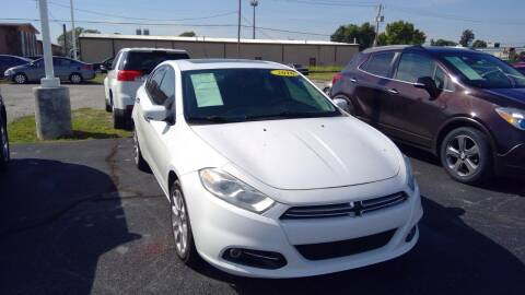 2016 Dodge Dart for sale at Nelson Car Country in Bixby OK