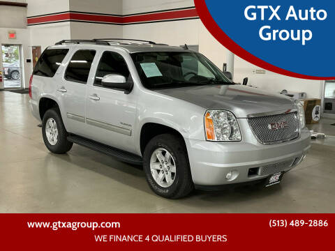 2014 GMC Yukon for sale at GTX Auto Group in West Chester OH