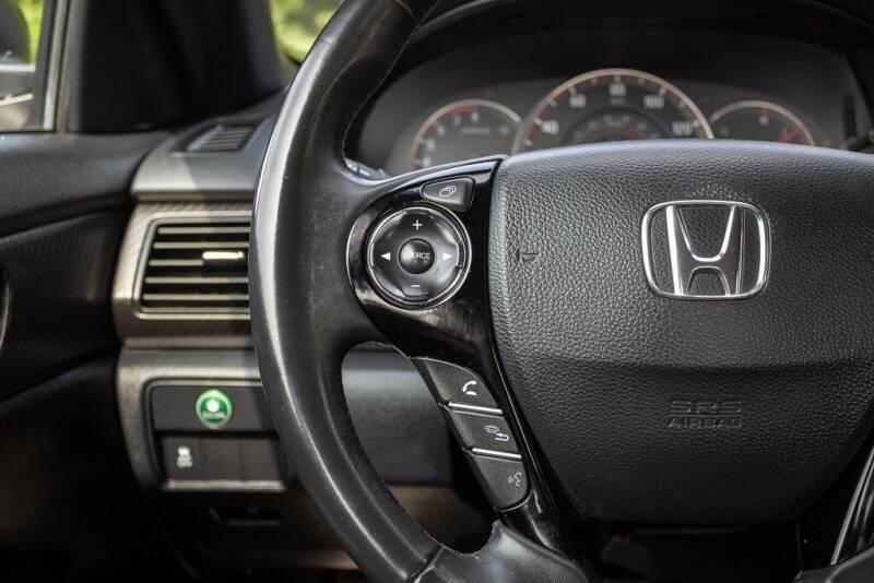 2016 Honda Accord Sport 4dr Sedan CVT - Frederick MD