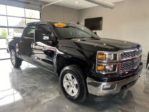 2015 Chevrolet Silverado 1500 for sale at Crossroads Car & Truck in Milford OH