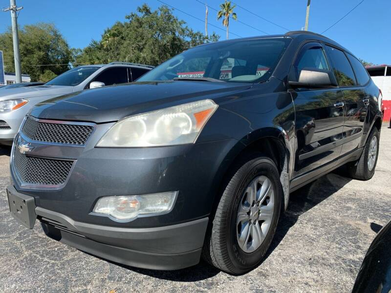 2011 Chevrolet Traverse for sale at Always Approved Autos in Tampa FL