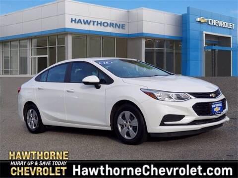 2016 Chevrolet Cruze for sale at Hawthorne Chevrolet in Hawthorne NJ