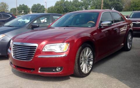 2014 Chrysler 300 for sale at Morristown Auto Sales in Morristown TN
