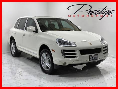2009 Porsche Cayenne for sale at Prestige Motorsport in Rancho Cordova CA