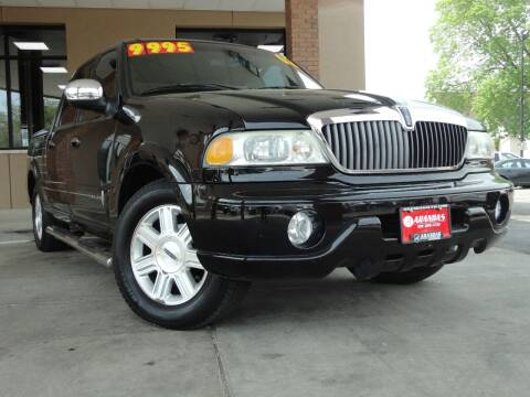 2002 Lincoln Blackwood for sale at Arandas Auto Sales in Milwaukee WI