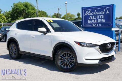 2019 Mazda CX-5 for sale at Michael's Auto Sales Corp in Hollywood FL