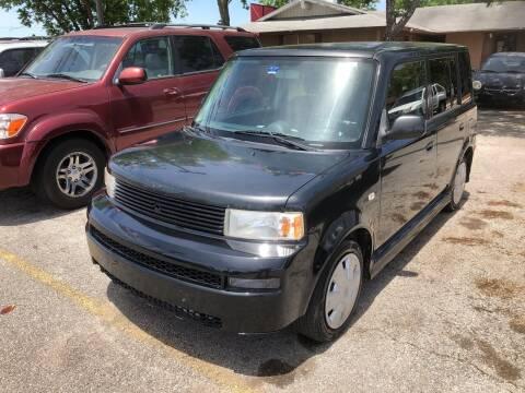 2006 Scion xB for sale at John 3:16 Motors in San Antonio TX