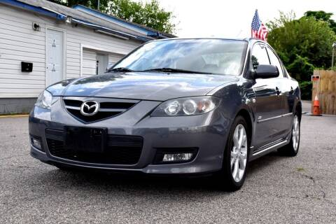 2008 Mazda MAZDA3 for sale at Wheel Deal Auto Sales LLC in Norfolk VA