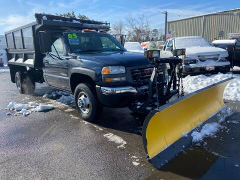 2005 GMC Sierra 3500 for sale at Cape Cod Carz in Hyannis MA
