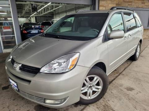 2004 Toyota Sienna for sale at Car Planet Inc. in Milwaukee WI