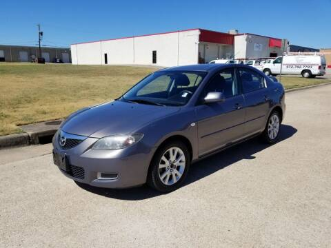 2008 Mazda MAZDA3 for sale at Image Auto Sales in Dallas TX