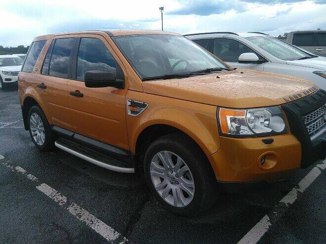 2008 Land Rover LR2 for sale at Kansas Car Finder in Valley Falls KS