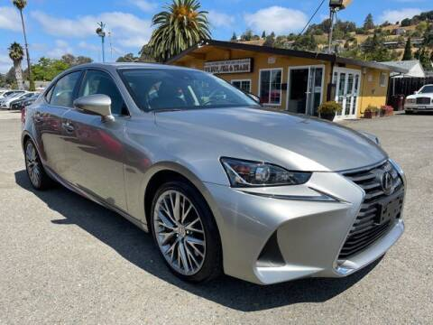 2017 Lexus IS 300 for sale at MISSION AUTOS in Hayward CA