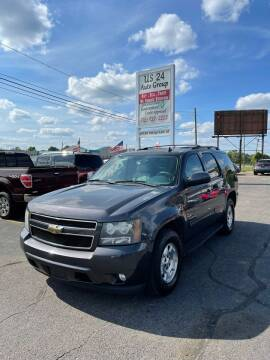 2010 Chevrolet Tahoe for sale at US 24 Auto Group in Redford MI