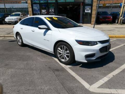 2016 Chevrolet Malibu for sale at West Oak in Chicago IL