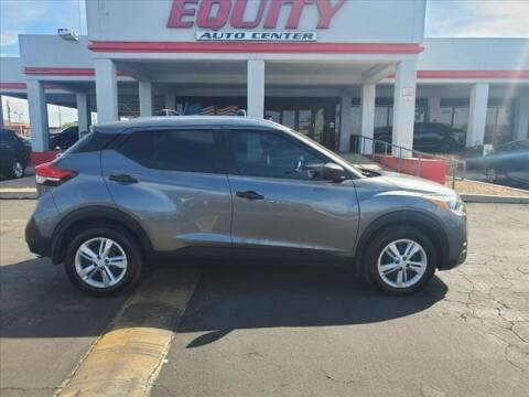 2019 Nissan Kicks for sale at EQUITY AUTO CENTER in Phoenix AZ
