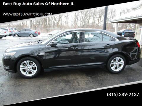 2015 Ford Taurus for sale at Best Buy Auto Sales of Northern IL in South Beloit IL