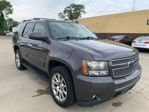 2010 Chevrolet Tahoe for sale at City Auto Sales in Roseville MI