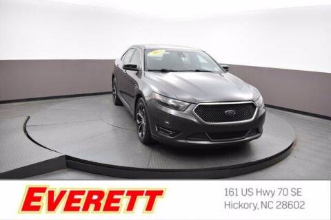 2017 Ford Taurus for sale at Everett Chevrolet Buick GMC in Hickory NC