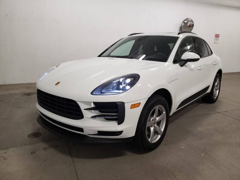 2020 Porsche Macan for sale at Painlessautos.com in Bellevue WA