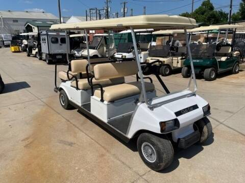 1999 Club Car Villager 6 Passenger Electric for sale at METRO GOLF CARS INC in Fort Worth TX