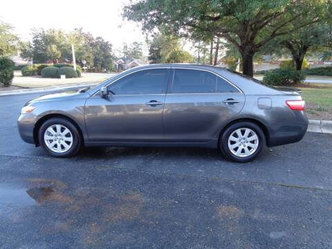 2007 Toyota Camry for sale at BALKCUM AUTO INC in Wilmington NC