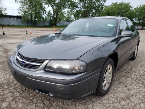 2004 Chevrolet Impala for sale at Flex Auto Sales in Cleveland OH