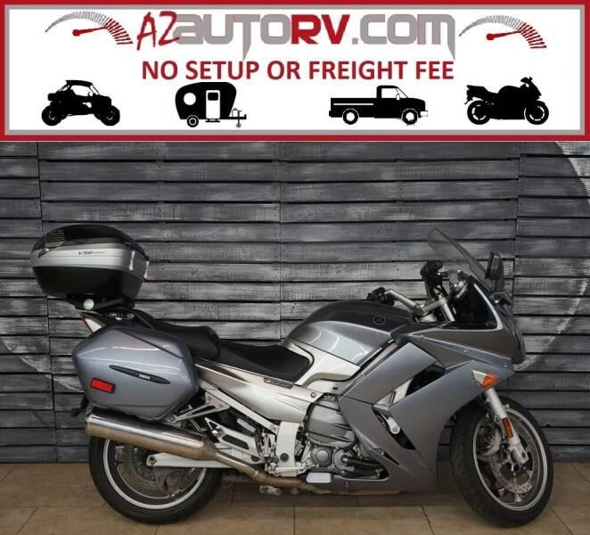 2007 Yamaha FJR1300 for sale at AZautorv.com in Mesa AZ