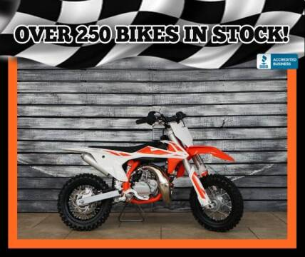 2019 KTM 50 SX MINI for sale at Motomaxcycles.com in Mesa AZ