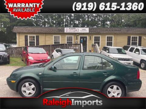 2000 Volkswagen Jetta for sale at Raleigh Imports in Raleigh NC