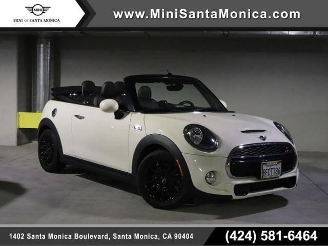 2019 MINI Convertible for sale in Santa Monica, CA