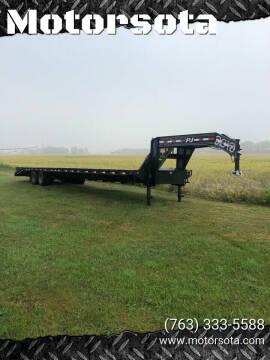 2018 PJ 40FT Gooseneck for sale at Motorsota in Becker MN
