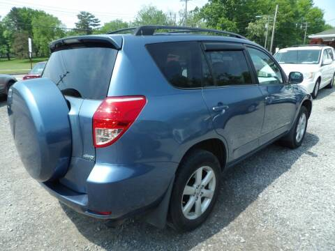 2007 Toyota RAV4 for sale at English Autos in Grove City PA