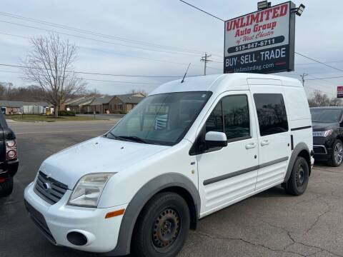 2012 Ford Transit Connect for sale at Unlimited Auto Group in West Chester OH