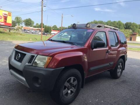 2011 Nissan Xterra for sale at Deluxe Auto Group Inc in Conover NC