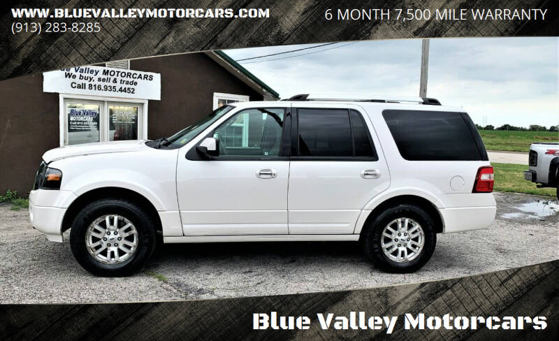 2014 Ford Expedition for sale at Blue Valley Motorcars in Stilwell KS